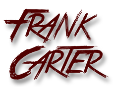Frank Carter tours in the Carla Mauri band