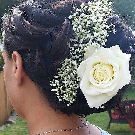 🌹Beautiful updo for a beautiful lady!🌹