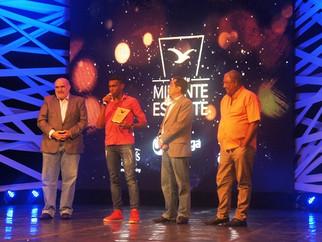 APAE de São Luís recebe premiação no Troféu Mirante Esporte