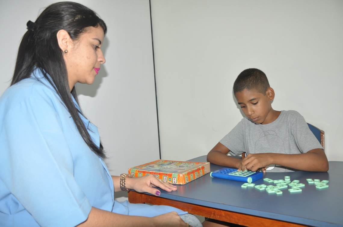 Consulta em Terapia Ocupacional