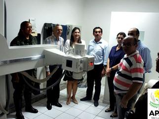 Alcoa entrega equipamento de Raio-X digital para a APAE de São Luís
