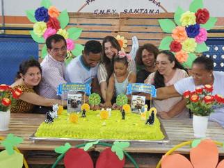 Aniversário de 47 anos da Escola Eney Santana