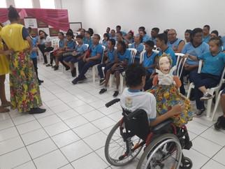 Programação da Feira do Livro traz cultura e entretenimento para Escola Eney Santana