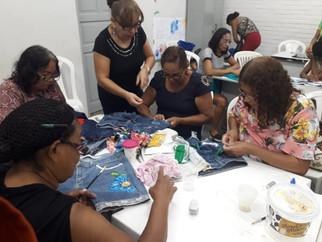 Parceria entre APAE de São Luís e Senac estimula geração de renda e prepara para o mercado de trabal