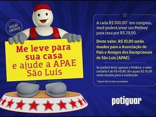Campanha Potiguar Home Centere APAE de São Luís