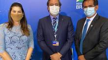 APAE de São Luís participa de evento a convite da Presidência da República