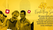 Escola Eney Santana completa 49 anos de fundação