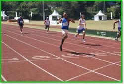 Competição de Atletismo