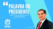 48 anos da Escola Eney Santana e 49 anos de fundação da APAE de São Luís