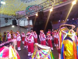 Boi da APAE de São Luis nas festas juninas