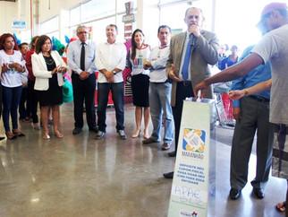Lançamento oficial da APAE ao Programa Maranhão Solidário