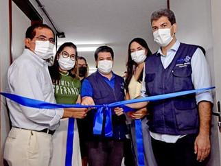 """APAE e Prefeitura inauguram o Ambulatório de Especialidades Médicas """"São Francisco de Assis"""""""