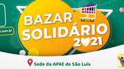 APAE de São Luís realiza Bazar Solidário