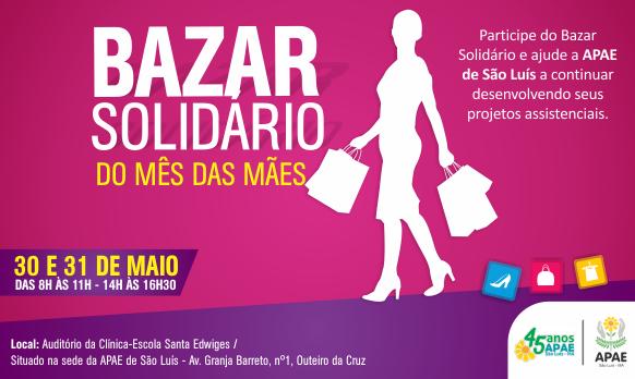 Bazar-solidário