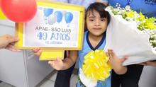 APAE de São Luís comemora 49 anos de fundação