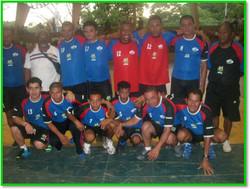 Equipe de Futebol de Salão