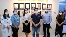 APAE de São Luís recebe visita do Secretário Municipal de Saúde