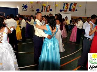 Escola Eney Santana celebra seus 45 anos com Baile