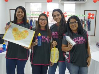 Bazar Solidário do Mês das Mães