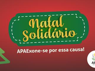 APAE de São Luís lança campanha oficial do Natal Solidário 2017