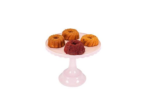 Keto Mini Bundt Cake