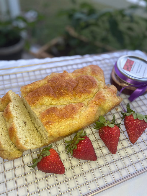 Keto Yeast Bread Loaf- Full Size