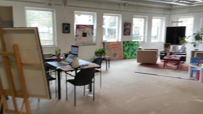 THE STUDIO :-)