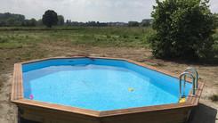 Aansluiting zwembaden