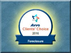 AVVO - Foreclosure - Award