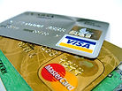 A pictue of credit card debt