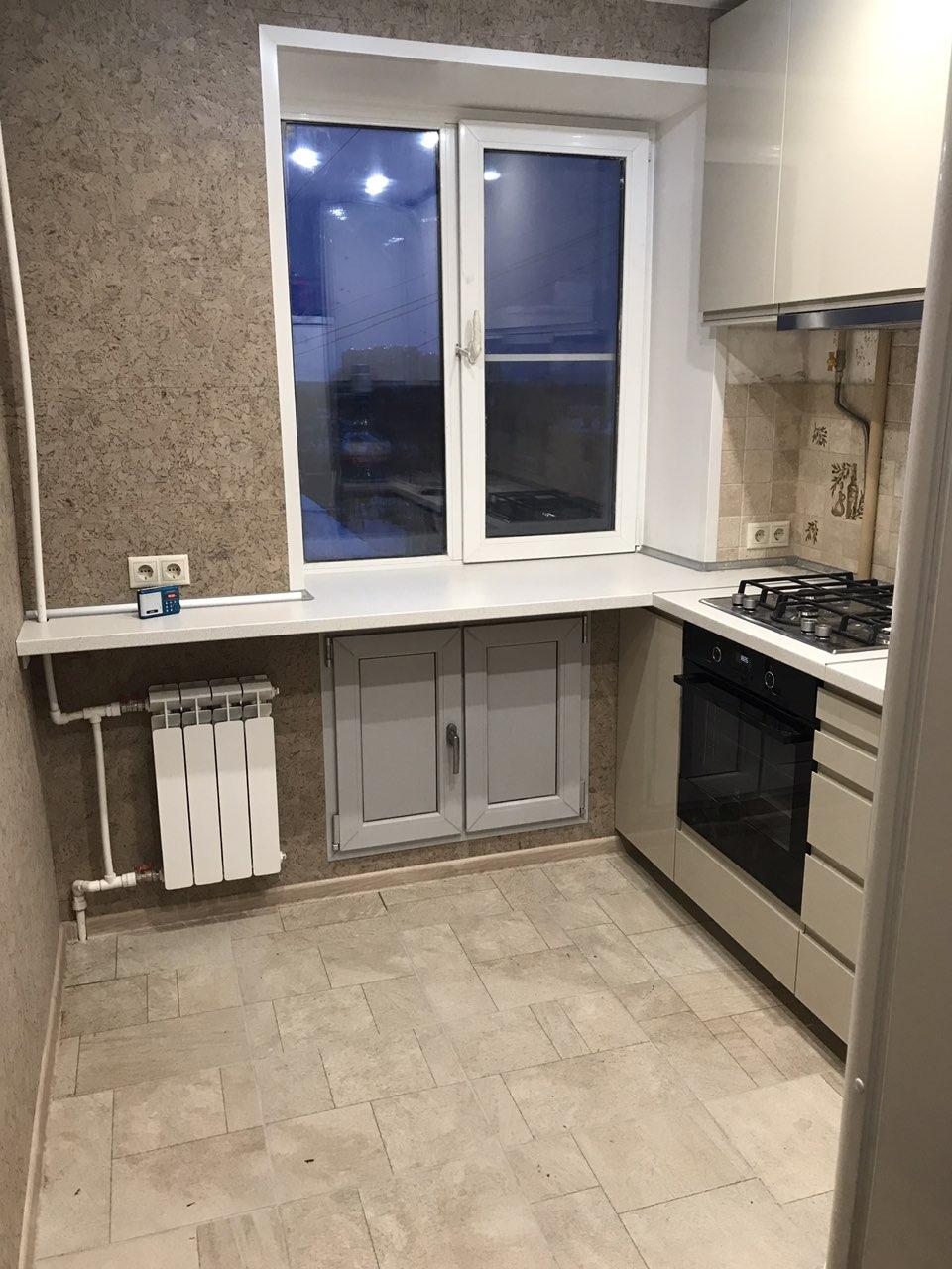 Окно Века на кухню