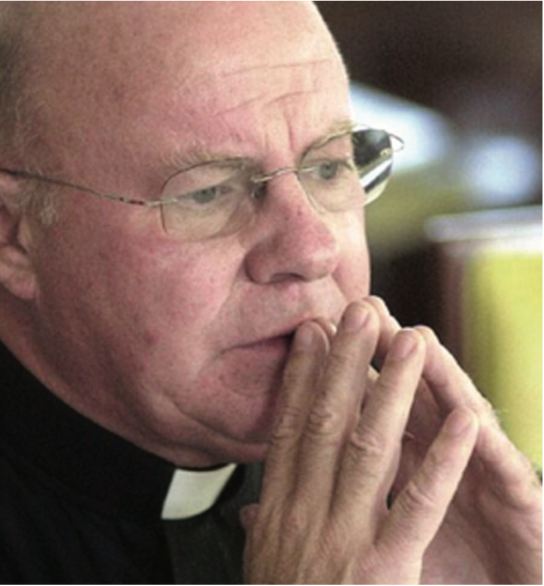 Msgr. Richard Albert