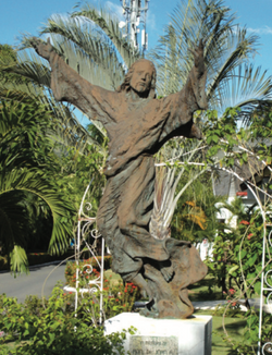 Statue of the Ascension