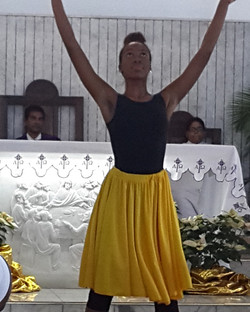Dance Ministry