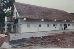 Pastoral Centre under construction