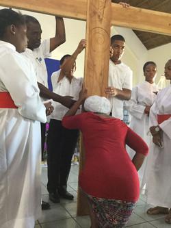Good Friday -Veneration of the Cross