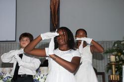 Dramatization at Mass