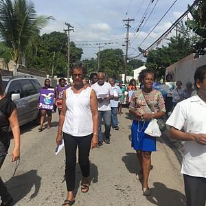 Chaplet of Divine Mercy Walk  St. Vincent de Paul