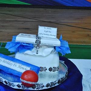 Fr. Howie's Birthday Celebration