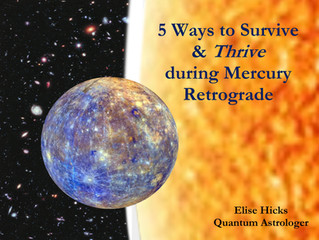 Survive & Even Thrive during Mercury Retrograde