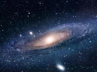 Sagittarius New Moon ~ Some Magical Galactic Help for 2018