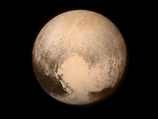 Pluto, God of the Underworld, Stations Retrograde