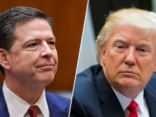 """That Thing"" Between James Comey & President Donald Trump"