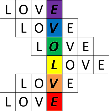 Love - Evolve design created by William R. Hicks for his CafePress shop