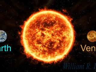 Venus in the Heart of the Sun ~ In Leo