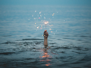 2018 is ushered in with a Watery Bang ~ Full Moon in Cancer!