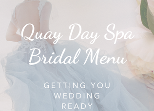 New Bridal Menu Launch