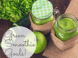 Create your own Summer Smoothie!