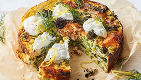 The classic quiche with a healthy makeover