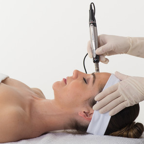 What is collagen induction therapy?